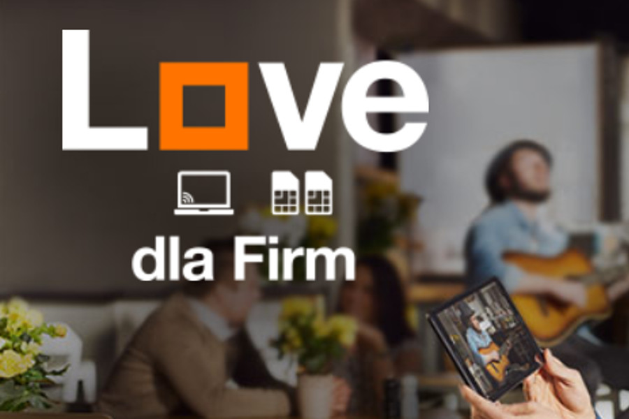 Orange oferta dla firm